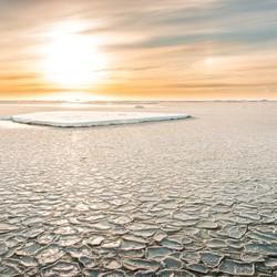 Pancakeice - Antarctica