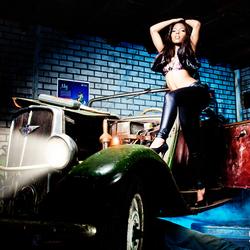 Kimberly - garage