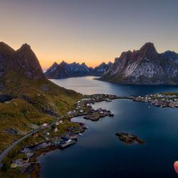 Reine - Noorwegen