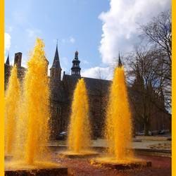 Middelburg kleurt Oranje