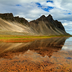 Stokksnes, Ijsland
