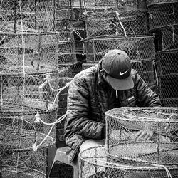 Nevenactiviteiten visser