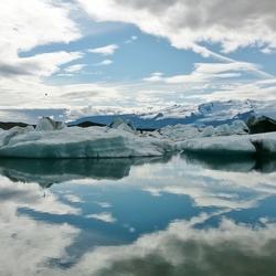 Gletsjermeer Jokulsarlon