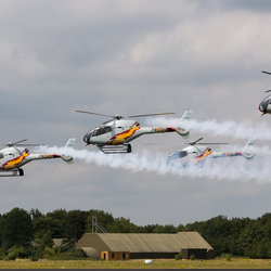 Spanish Helicopter Team