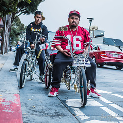 San Francisco bikers