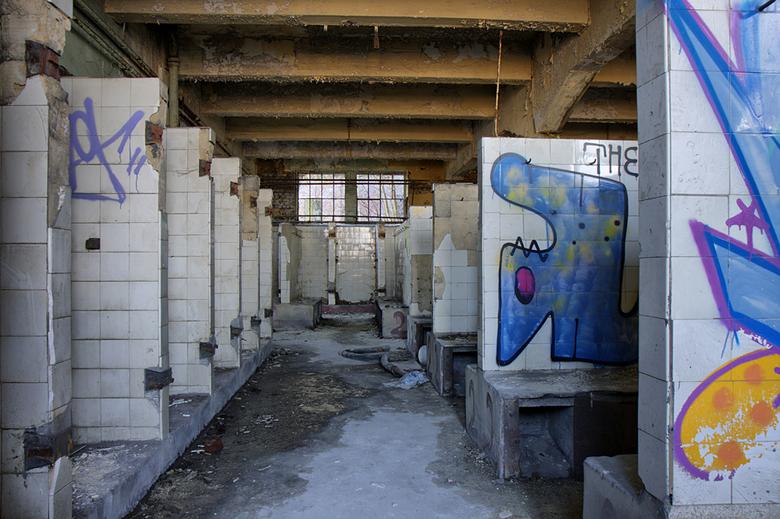 Hasard Cheratte 12 - Op 27-12-2008 hebben Peter(p.rochat op zoom)Jos,Harm(+2 vrienden van Harm) en ik een bezoek gebracht aan Hasard Cheratte. Voor mi