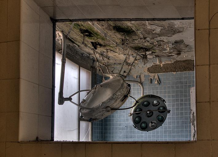 Het Blauwe Ziekenhuis 003 - Het Blauwe Ziekenhuis in de voormalige DDR