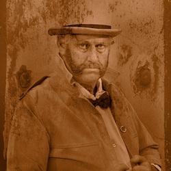 Le Comte de Robertsville (zelfportret)