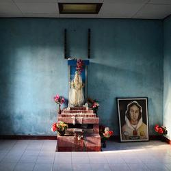 The little blue chapel