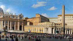 Panorama Vaticaan