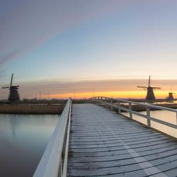 All over the bridge (panorama)