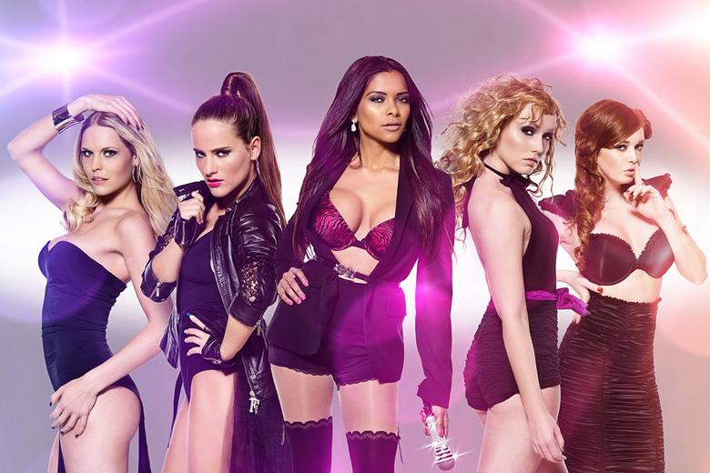 Colour the Glam! - Leuke shoot gehad met 5 topmodellen!