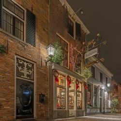 Oud Antiek Winkeltje in Deventer