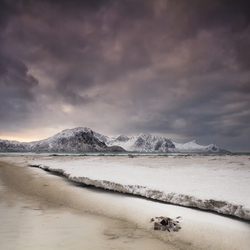 Vestvågøy Noorwegen