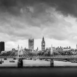 London Black/White