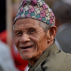Beeld van Nepal