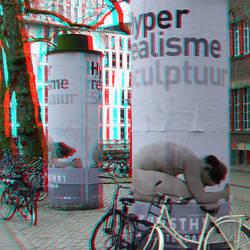 Blaak Rotterdam 3D