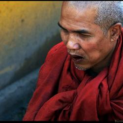 Birma Monnik