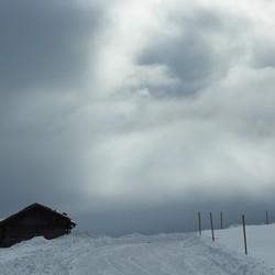 Alpe de Suisi einde middag