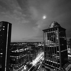 Boston wordt wakker