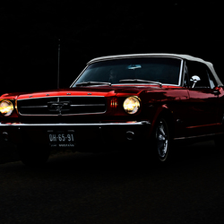Ford Mustang Convertible 1965 (2602)