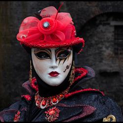 Uit de reeks: Les Costumés de Venise