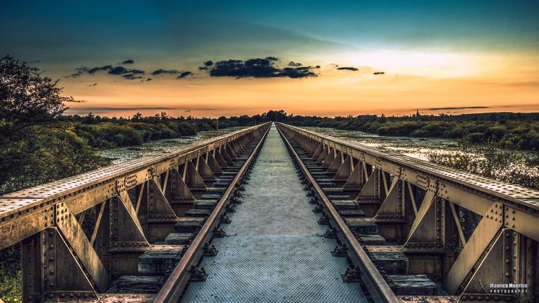 Moerputten brug - Moerputten brug