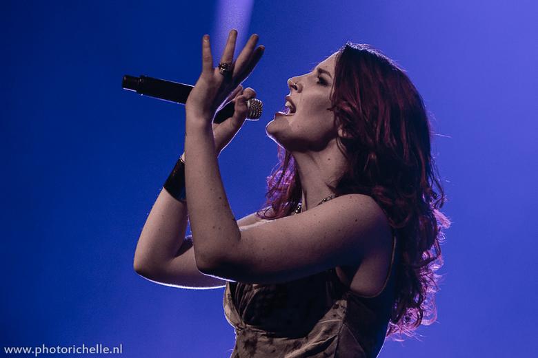 zangeres Charlotte Wessels