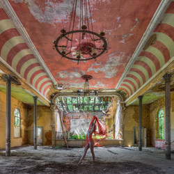 The last ballroom dance