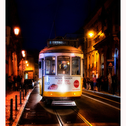 Lisbao tram