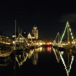 Nieuwe Haven met Dordtse Dom