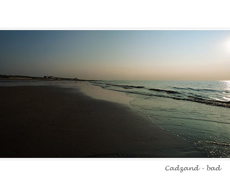 Stil.... - Genieten van de zee, afgelopen weekend naar de Zeeuwse kust geweest, en dan gaan slapen met dit beeld,... heerlijk