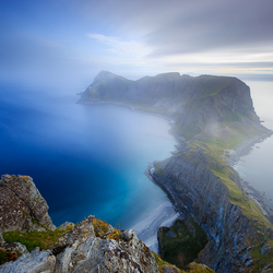 Vaeroy, Lofoten, Norway