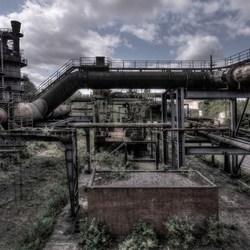 Duisburg, mijnbouw, industrie, 03