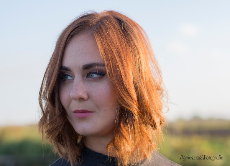 Portret  -
