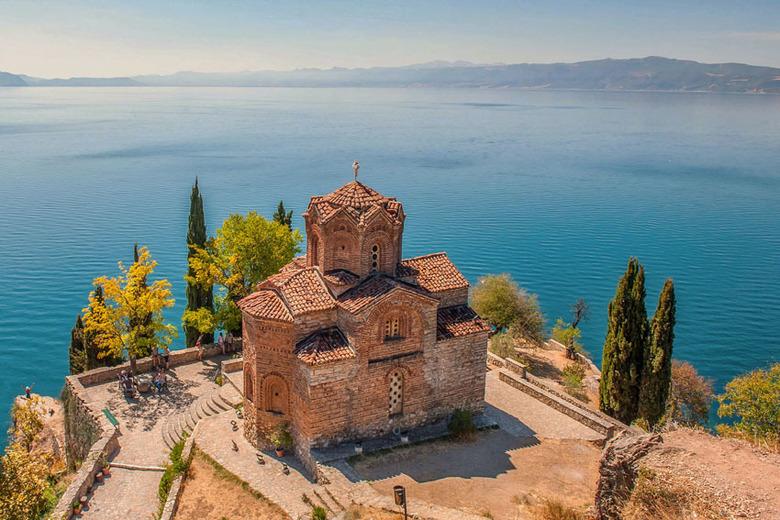 Kerk Ohrid