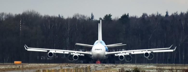 Vliegveld Twente.