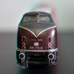 Loc Fleischmann model HO 1:87  3D