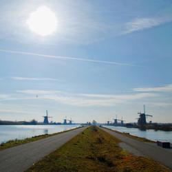 De molens van Kinderdijk (2)