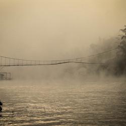 Mist op River Kwai