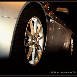 Bond car - Aston Martin -