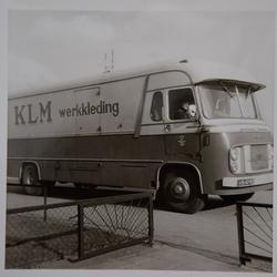KLM Oud 60-ger jaren