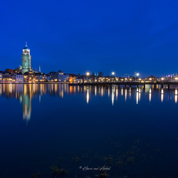 Hoogwater Deventer Skyline2