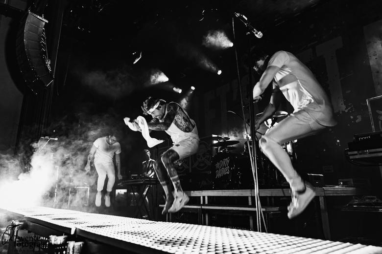 The Dirty Daddies - Concert van de Dirty Daddies op 3 oktober in de Metropool tijdens het ZGT feest