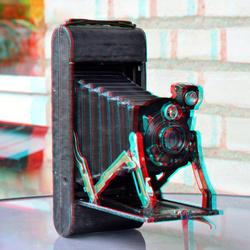 Kodak no:1A 1920 3D