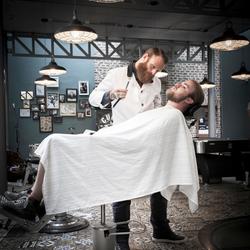 De kapper...