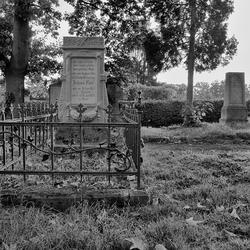 Oude begraafplaats Rheine 7/7
