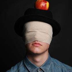 La pomme magique