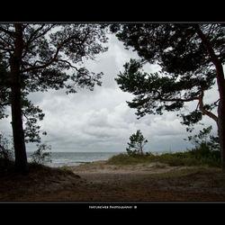 Doorkijk op Rügen