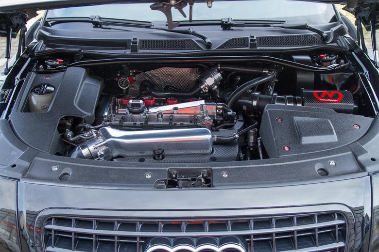 Audi TT dag -
